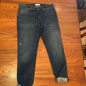 LOFT Relaxed Skinny Jeans — NWT